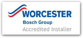 accredited installer logo